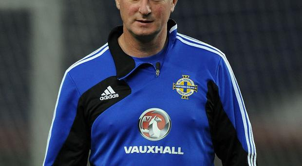 Michael O'Neill has yet to win a game as manager of Northern Ireland