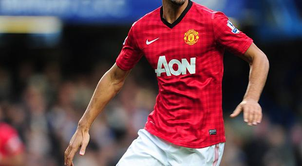 Rio Ferdinand's contract at Old Trafford expires at the end of the season