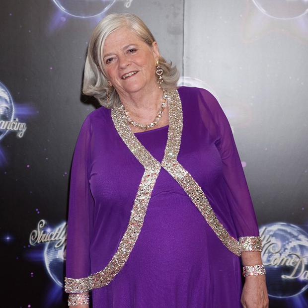 Ann Widdecombe is returning to Strictly Come Dancing for a Children In Need special