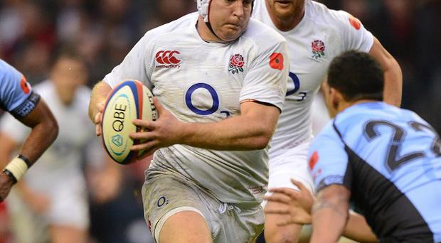 Thomas Waldrom insists he is fully committed to England