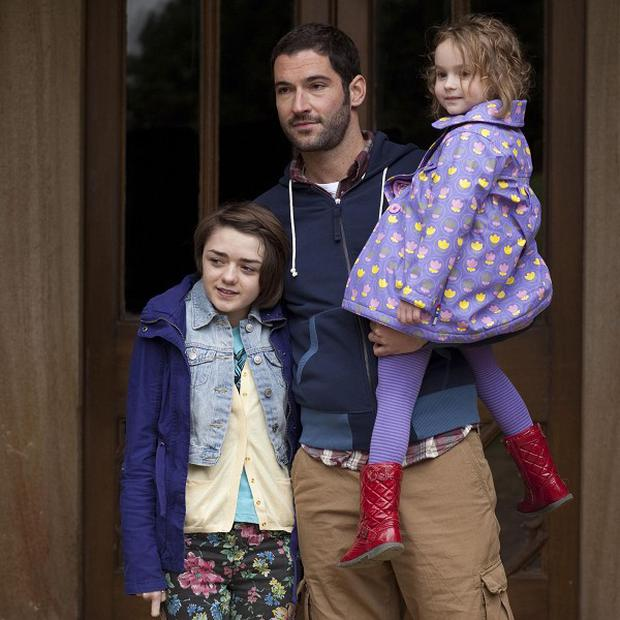Tom Ellis plays a dad in The Secret of Crickley Hall
