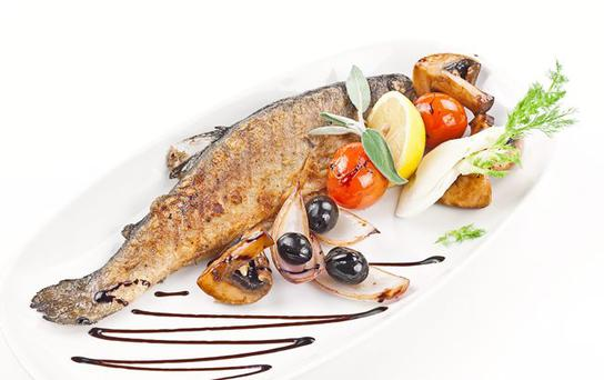 Brain boosting food 1: Oily fish <a target=