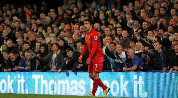 The transfer fee and wages for Suarez would cost City around £20m a year
