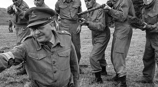 Dad's Army is reportedly being remade for the big screen