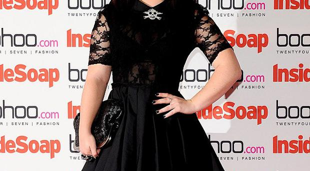 Dani Harmer says there are no sob stories on Strictly Come Dancing