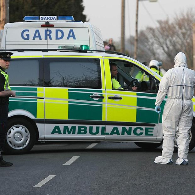 Dean Johnston was shot dead in the back of a car in Neilstown, west Dublin, in May 2011