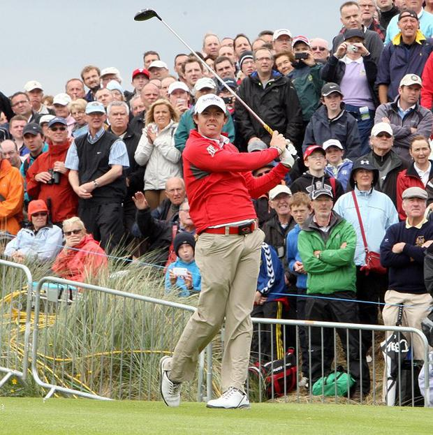 Rory McIlroy has enjoyed another successful year