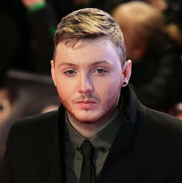 James Arthur will be happy to make the X Factor final
