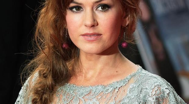 Isla Fisher is being lined up for the film adaptation of The Switch