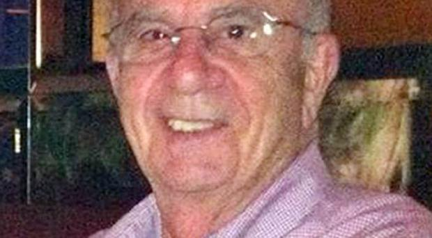Joseph Griffiths was found dead at his west London home after police were called to investigate a burglary