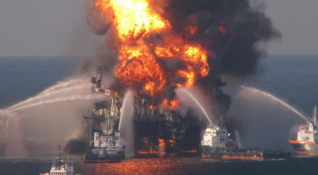 BP has agreed a settlement linked to the Gulf of Mexico oil spill (AP)