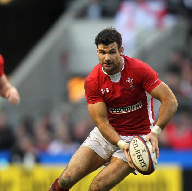 Mike Phillips is ready to lead from the front for Wales