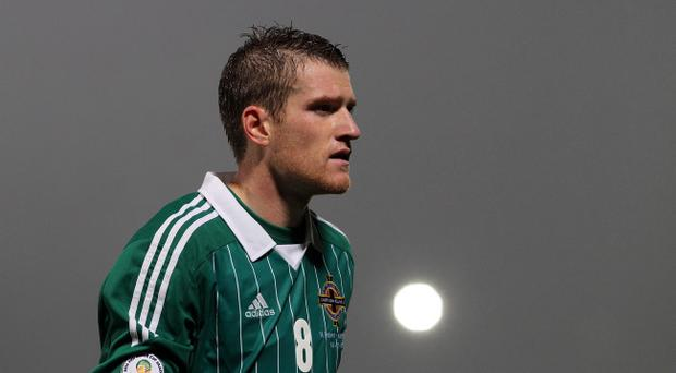 Steven Davis has admitted that Northern Ireland have blown it