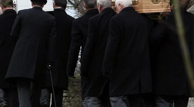 The funerals of Toby, Samantha and Genevieve Day were held in January