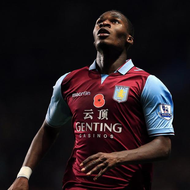 Christian Benteke joined Aston Villa in the summer for £7million