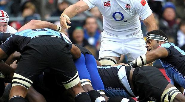England's autumn Tests will be streamed live to 28 countries