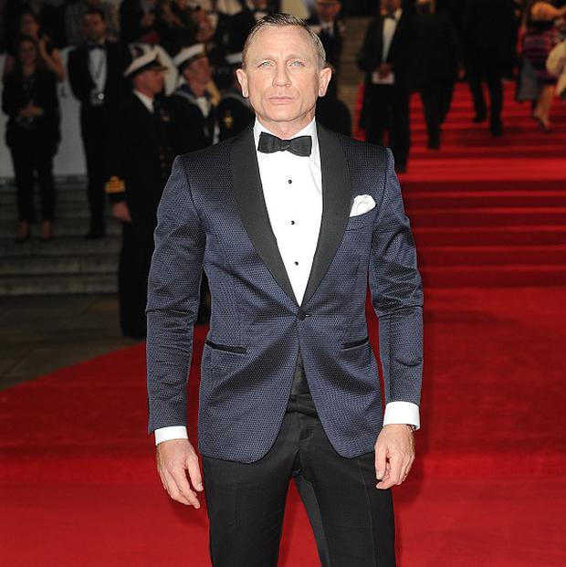 James Bond star Daniel Craig has revealed he has always had an eye for the ladies