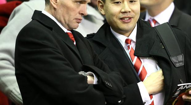 Jen Chang, right, has left Liverpool and returned to the US