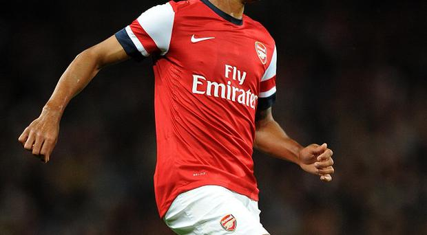 The fitness of Theo Walcott is a concern for Arsenal