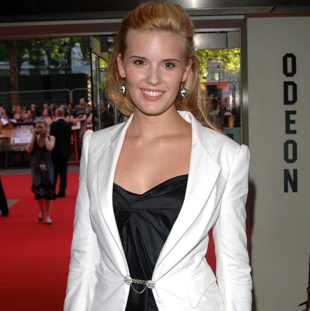 Maggie Grace said she would be ready for action if a Taken 3 got the green light