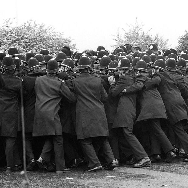 South Yorkshire Police referred itself to the IPCC over its handling of proceedings at the Orgreave coking plant