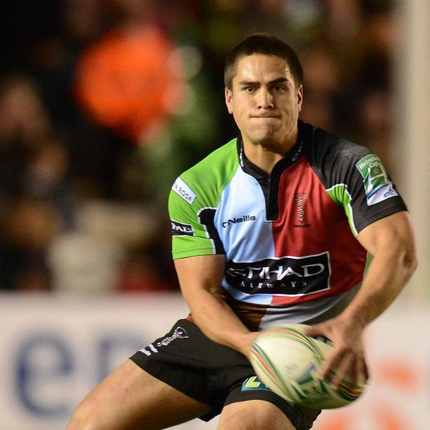Ben Botica booted 15 points in a try-less win for Harlequins