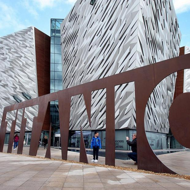 A 10 metre drawing used during an inquiry into the sinking of the Titanic has been donated to Belfast's new Titanic museum