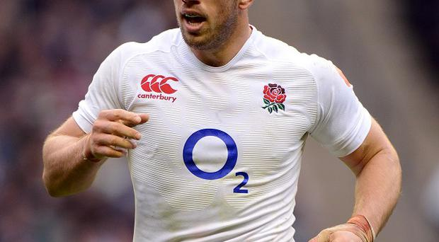 Chris Robshaw wants England to make the most of home advantage