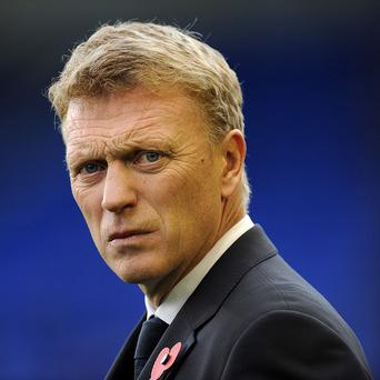 David Moyes' current Everton deal expires in the summer