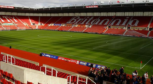 Stoke City's Britannia Stadium could see its capacity raised to 30,000