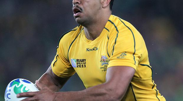 Kurtley Beale is refusing to be distracted by events back in Australia