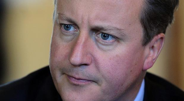 Prime Minister David Cameron has expressed concern over the risk of the Middle East conflict escalating further