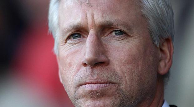 It's been a rough week for Newcastle United manager Alan Pardew