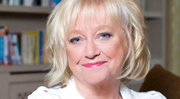 Judy Finnigan doesn't miss being on TV