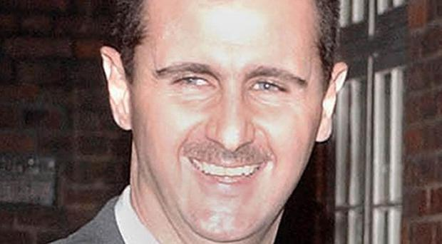 Israel is concerned that if the Assad regime is toppled, Syria could fall into the hands of Islamic extremists