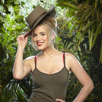 Helen Flanagan has finally completed a trial