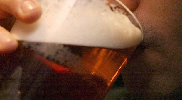 A survey found 63 per cent of 16 to 24-year-olds agree that cheap alcohol promotions encourage excessive drinking