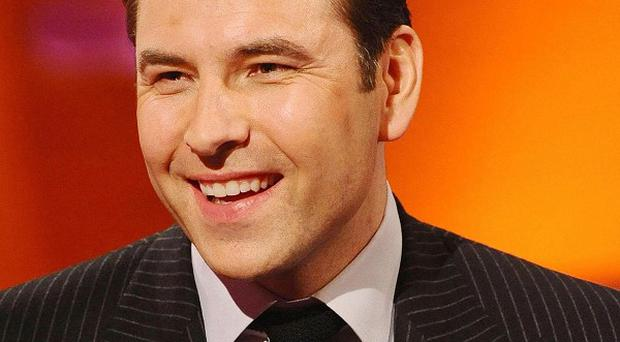 David Walliams presented the Royal Variety Performance