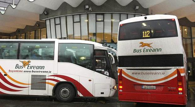 Fares on Bus Eireann routes will increase by an average of six per cent