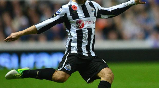 Yohan Cabaye sustained a groin injury on international duty for France