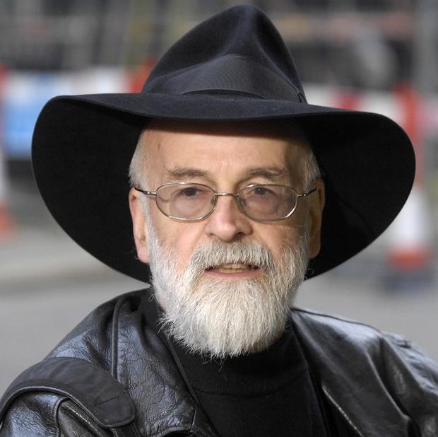Terry Pratchett's documentary about assisted suicide won an International Emmy