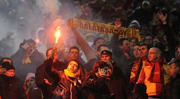 Galatasaray fans helped create a great atmosphere against Manchester United in 1993 but according to Gary Pallister it was 'the shenanigans that surrounded the match that made it so unpleasant.'