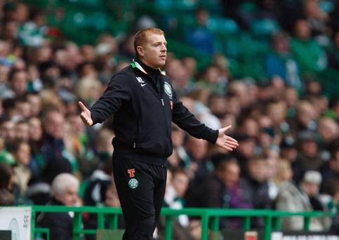 Celtic manager Neil Lennon will hope his players can repeat the heroics of the Lisbon Lions