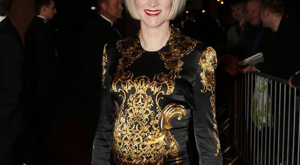 Edith Bowman presented the Bafta Scotland awards