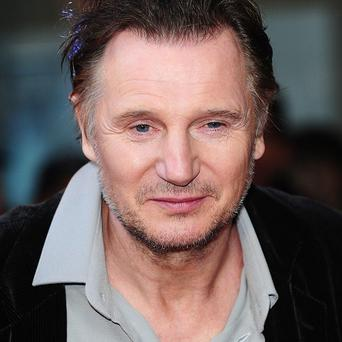 Liam Neeson will play an ageing hitman in The All Nighter