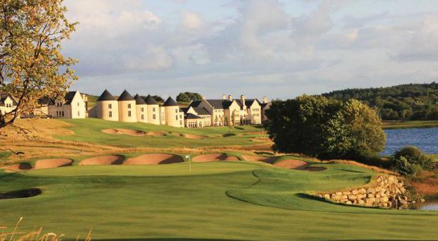 Lough Erne Resort will host the G8 summit
