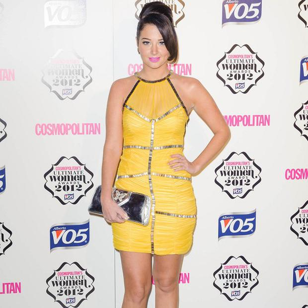 Tulisa Contostavlos was Ella Henderson's mentor on The X Factor