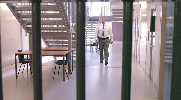 A third of prisoners go on to commit more crime, research suggests