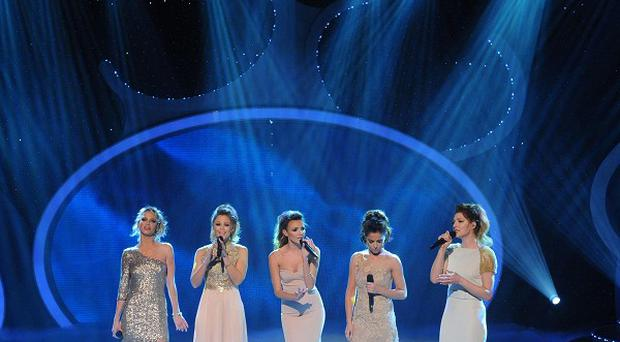 Grils Aloud performed on Children In Need night, and have recorded the official song for Pudsey this year
