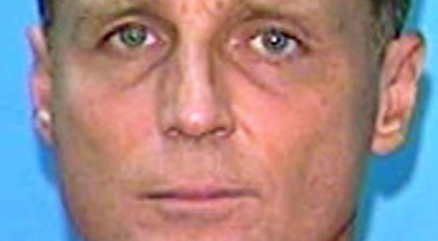 Glen Rogers was convicted in 1997 of killing a woman in a Tampa motel room (AP/Florida Depart of Corrections)